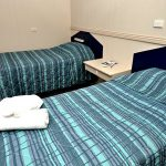 2 single beds best western