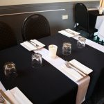 large dining at Jetty Restaurant